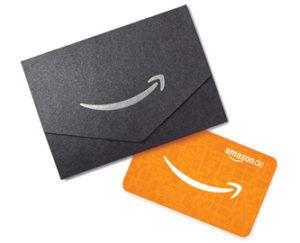 Amazon Geschenk-Gutschein