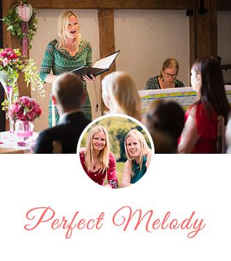 Perfect Melody - Hochzeitsmusik für Salzburg