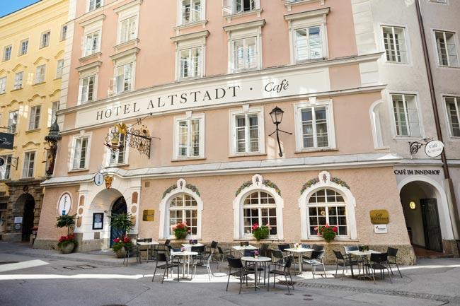 Radisson Blu Hotel Altstadt in der Judengasse