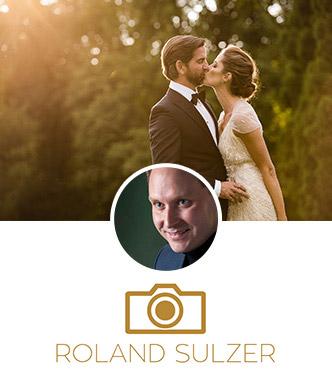 Roland Sulzer - Hochzeitsfotografie aus Salzburg