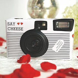 Hochzeitskamera / Wegwerfkamera für die Gäste
