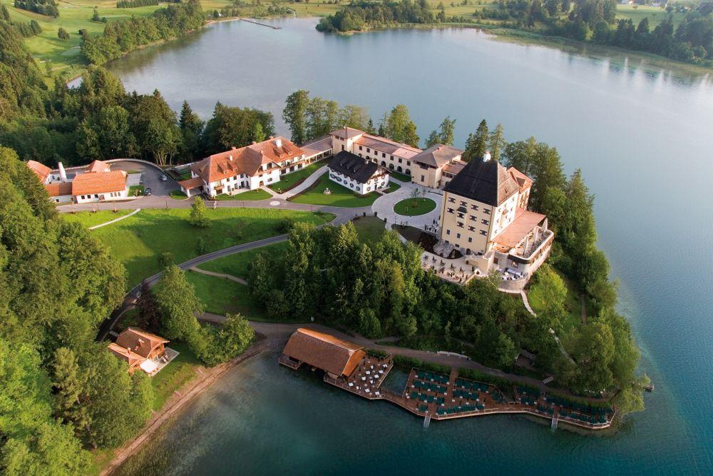 Schlosshotel Fuschl © BrautSache