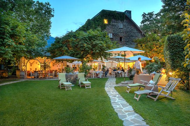 Schlosswirt zu Anif - Hochzeitslocation mit Gastgarten