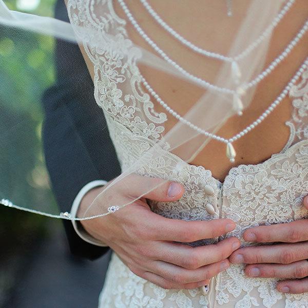 Schlüsselmoment einer Hochzeit