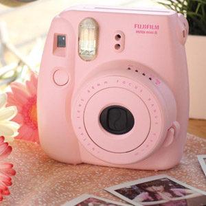 Fujifilm Instax Sofortbildkamera / Polaroidkamera