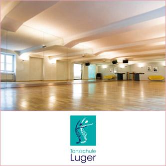 Kursraum der Tanzschule Luger