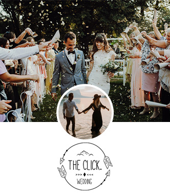 The CLICK. Wedding