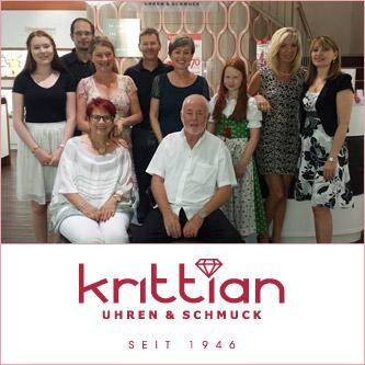 Team des Juwelier Krittian Freilassing