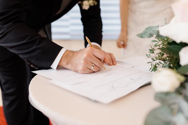 Wichtige Unterlagen zur Eheschließung in Österreich