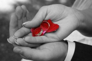 Verlobungsringe für den Antrag