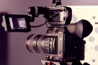 Videograf Hochzeit Kamera