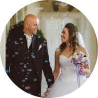 Das Hochzeits-Deko Team Vinko & Marijana