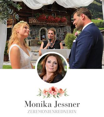 Monika Jessner - Zeremonienrednerin / Traurednerin